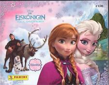 Eiskönigin Völlig unverfroren Disney Panini Sticker/Sammelbilder/Glitzersticker