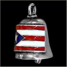 GREMLIN BIKER BELL PUERTO RICO FLAG for HARLEY DAVIDSON Motorcycle BELL