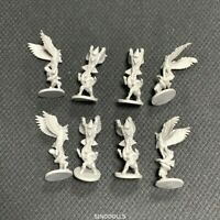 Lot 8Pcs Heroes Dungeons & Dragon D&D Nolzur's Marvelous Miniatures figure