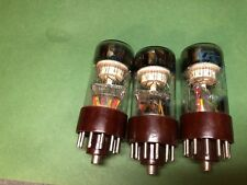 Etelco GT. Britain  GS-10cs Deckatron Display Vacuum Tubes Lot GS10
