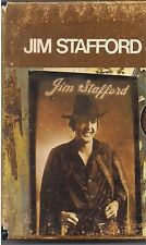 Jim Stafford Vintage 1974 MGM Slipcase Cassette Spiders and Snakes  Swamp Witch