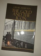 Gold and The Icon Whitten Signed for Ted Turner Sam Nunn USA Russia Conspiracy