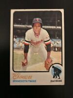 1973 Topps Rod Carew #330 Twins