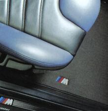 BMW Z3 M 1997-2002 Embroidered Black Carpet Floormats Mats Set  OEM