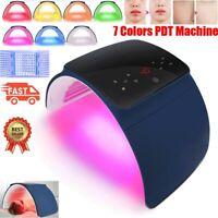 7 Colors LED Light Photodynamic Facial Skin Rejuvenation Photon Therapy Machine