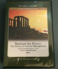 BETWEEN THE RIVERS: HISTORY OF ANCIENT MESOPOTAMIA The Great Courses 6 DVD Set