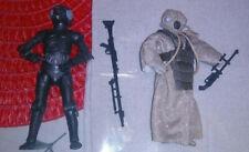 Star Wars Black Series 4-LOM Zuckuss Bounty Hunters 40th Amazon 6 inch lot loose