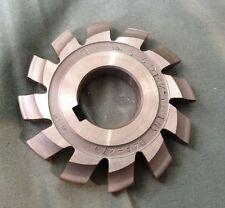 F&D Cutting Tools 12914 Involute Gear Milling Cutter High Speed Steel