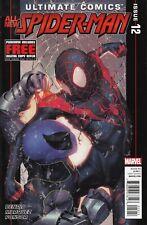 ULTIMATE COMICS SPIDERMAN 12...VF/VF+...2012...Brian Michael Bendis...Bargain!