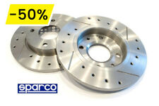 SPARCO Performance Front Racing Brake Discs for Peugeot 206 1.6 / 2.0 SALE