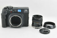 1995#G Mamiya 7 II Medium Format Rangefinder Film Camera w/ 80mm Lens Near Mint