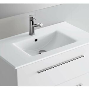 BASIN IBERIA 610 WHITE BASIN ONLY | VANITY UNIT NOT INCLUDED -  | RRP: £159