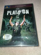 """Platoon Dvd """"The First Casualty of War is Innocence"""" Best Picture Winner * New *"""