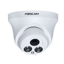 Foscam HT9852P Indoor H.264 P2P IP Dome Security Camera 720P HD IR Support Onvif