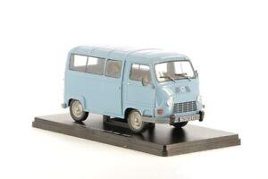 Renault Estafette 800 1:24 New & Box Diecast model Car miniature