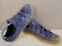 JW Anderson x Converse Mauve Purple Patent Low Top Chuck Taylor Sneaker 11 44 45