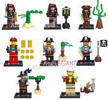 Pirates Multi-Coloured 8-11 Years Building Toys