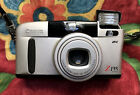 Used Canon Sure Shot Z135 Point and Shoot 35mm Film Camera Tested Works