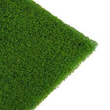 2pcs Green Grass Mat Model Train Railway Diorama Landscape Scenery Layout