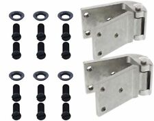 Door Hinge Set For 1932-34 Ford Truck - Fits Driver & Passenger