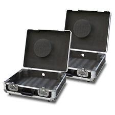 2x Plattenspieler Case TURNTABLE Technics 1210 Vestax Reloop Stanton Numark ADJ