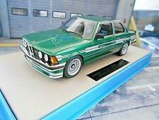 BMW 3er Reihe E21 Alpina Tuning LS020D grün green LS Collectibles Resin Hi 1:18