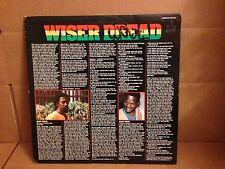 WISER DREAD  COMPILATION  VARIOUS ARTISTS NIGHTHAWK RECORDS 301 VINYL LP