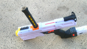 Blasters3D SpeedLoader 5-Rounds for Nerf Rival Kronos XVIII-500 - Heracles Mod