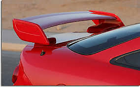 UNPAINTED for CHEVROLET COBALT 2DR  2005-2010 SS STYLE REAR SPOILER WING NEW