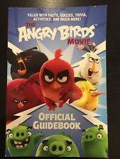 Angry Birds Movie - Official Guidebook - Christopher Cerasi - 2016 - Paperback