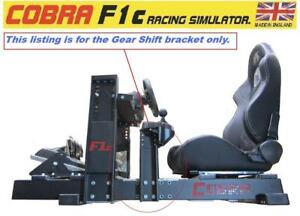 Gear Shift Bracket for COBRA F1c RACING COCKPIT