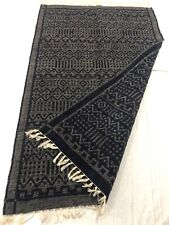 Handwoven chenille rug, reversible flatweave rug handmade flateweave dhurrie rug