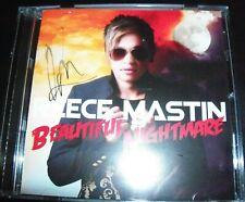 Reece Mastin Beautiful Nightmare Signed Autographed CD - Like New