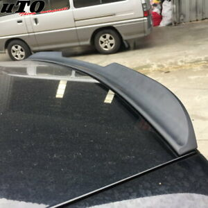 Flat Black 648 HPDL Rear Trunk Spoiler Wing For 2013~18 Nissan Altima L33 Sedan