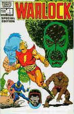 Warlock Special Edition # 1 (of 6) (Jim Starlin) (Estados Unidos, 1982)