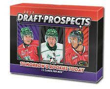2012/13 In The Game Draft Prospects Hockey Hobby Box NHL Sealed ITG CHL Rookies
