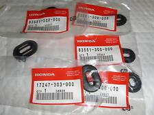 Honda NOS CB750K Side Cover Grommet Set 750 17247-303-000 83551-300-000