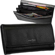 Calvin Klein Borsa delle donna Pelle: super morbido, CKJ Portafoglio Portamonete