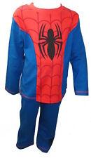 Spiderman pijama Niño 3-8 Años disponible exclusivo Diseño 104-116