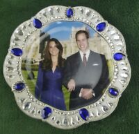 The Bradford Exchange, A Royal Engagement Prince William & Kate Collector Plate