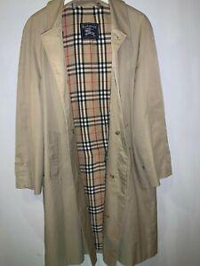 Cappotto burberry originale colore beige, tutto originale un pezzo unico vintage