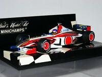 Minichamps BAR 01 Supertec Jacques Villeneuve 1999 1/43