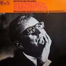 ASD 2857 Shostakovich Symphony No. 15 / String Quartet No. 11 / Kondrashin / ...