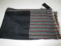 Paul Smith Ladies Woven Stitching Scarf...