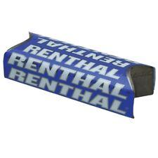 Renthal Fatbar team issue Barra Almohadilla Protección de manillar anguloso Azul