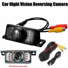 7leds Night Vision Waterproof CMOS Car Rear View Reverse Backup Parking Camera
