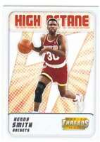 2016-17 Panini Threads High Octane Insert #17 Kenny Smith Rockets