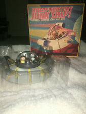 Rick and Morty Rickmobile Exclusive Interplanetary Junk Ship Spaceship (OPENED)