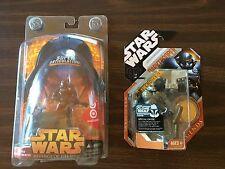 Star Wars Darktrooper & Utapau Shadow Trooper Lot