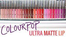 Colourpop Ultra Matte Lip Liquid Lipstick - AUTHENTIC